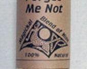 Forget Me Not Magical Oil
