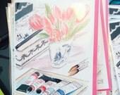 Dream Desk note cards