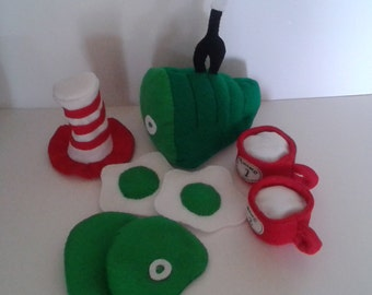 Green Eggs & Ham Set