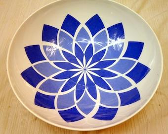 Vintage Scandinavian/ Danish Mod Pottery Bowl