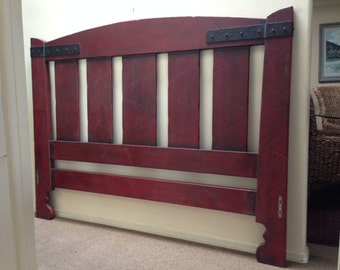 Monterey Style Cal-King Bed