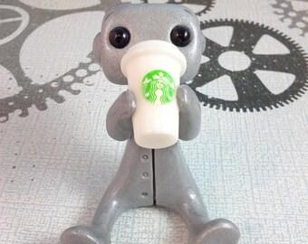 Caffeinated Robot