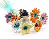 Holiday decor Colorful flowers of your choice