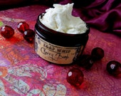 Cherry Bomb (soap whip--wild cherries, black cherries, blueberries)