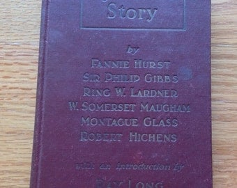 Vintage copy of My Favorite Story by Hurst, Gibbs, Lardner, Glass, and Hichens.