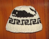 Child's Whale Toque