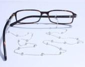 Glasses Chain    Silver