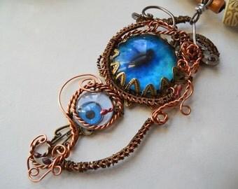 Dragons Eye Oracle Pendant