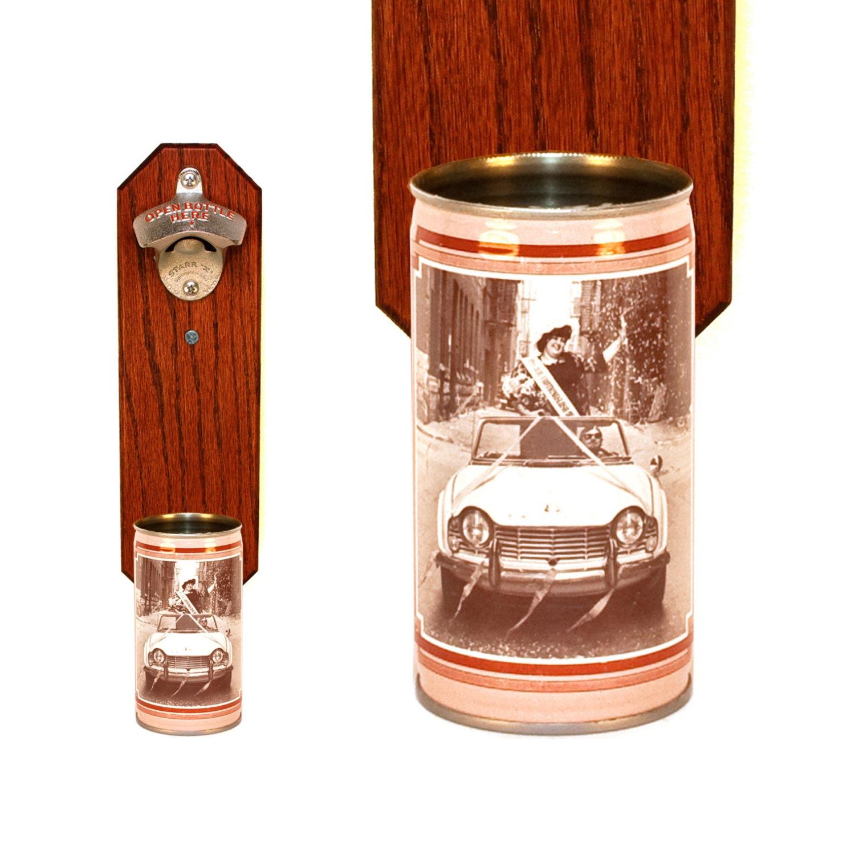 wall mounted bottle opener with vintage olde by handysam on etsy. Black Bedroom Furniture Sets. Home Design Ideas