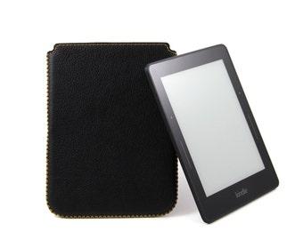 Amazon Kindle Voyage Handmade Genuine Leather Sleeve Case
