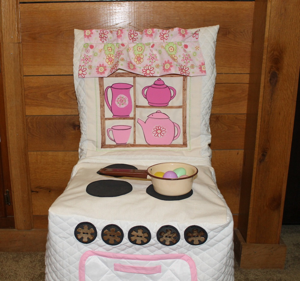 Play Kitchen Stove Chair Cover Cloth Play Kitchen Chair