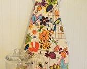 NEW!  Designer Ironing Board Cover -Folklorico Los Palomas en Colores Spice