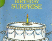 Personalized Childrens Birthday Surprise book  available in English and Spanish