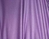 Jersey Knit Fabric - Deep Lilac