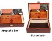 Best Friend Gift, Unique Friendship Gifts, Large Keepsake Box, Kindness Matters, Cat Artwork, Memory Box, Deborah Julian
