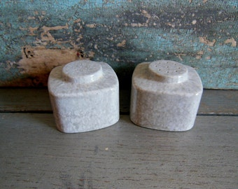 Brookpark Salt and Pepper Shakers Gray Melamine