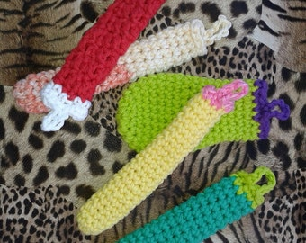 Crochet Pot Handle Covers