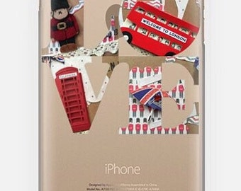 iPhone 6 phone cover - London Medley theme