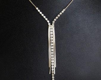 Icing Rhinestone Necklace