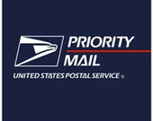 Upgrade to Priority Shipping for United States Orders Only!!