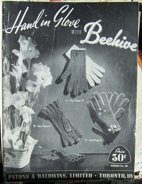 Vintage Knitting Books : Vintage knitting patterns books child adult family beehive