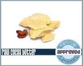 Raw Cocoa Butter - 4 oz