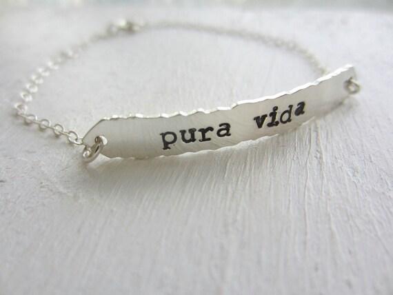 pura vida bracelet arrow bracelet sted by