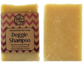 Dog Shampoo Bar and Camping Soap