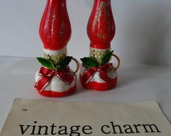Vintage Lantern Wax Candle