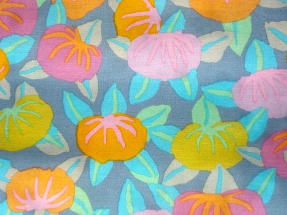 SALE : Kaffe Fassett Persimmon opal GP 74 Westminster Rowan Fabrics FQ or more oop htf