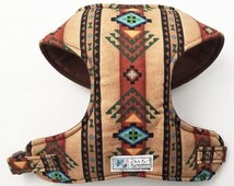 Southwest Comfort Dog Harness - Made to Order -