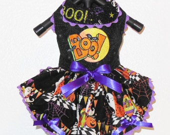 Halloween Harness-Dress.