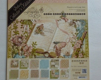 Graphic 45 Once Upon A Springtime Collectors Edition