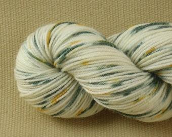 Hand Dyed Yarn - Multicolor Madness - Fingering Sock Weight Yarn - Superwash Merino Wool / Nylon Blend Yarn