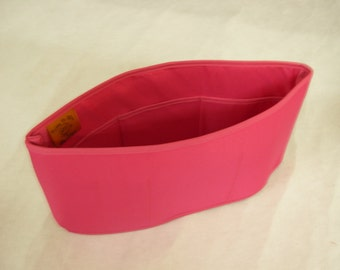 Purse To Go(R) Purse organizer insert transfer liner-  Hot Pink color -jumbo size- Change purses in seconds