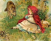 Special Listing for Gracie: Little Red Riding hood Returning customer discount