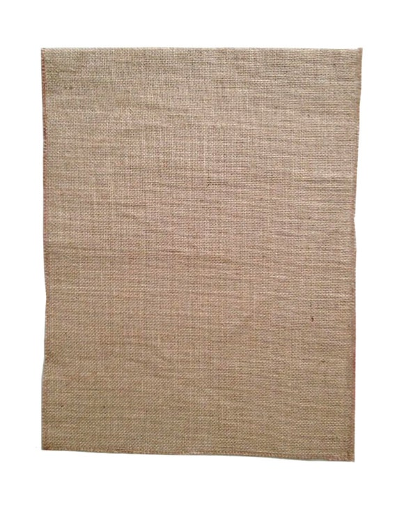 5 Blank Burlap Flags Wholesale Garden Yard Diy Htv Embroidery