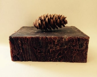 VANILLA Oatmeal Soap- Organic Ingredients - By Dirt Tribe