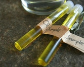 NEW- Caribou Leaf oil sample - concentrated oil