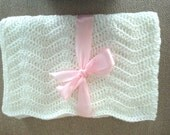 Custom Order for Dionisia H. - Crochet Baby Blanket