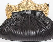 Victorian Framed Evening Bag ( Just made reduced price ) Fabulous ! May use Paypal or credit card at my shop.  631-537-2470