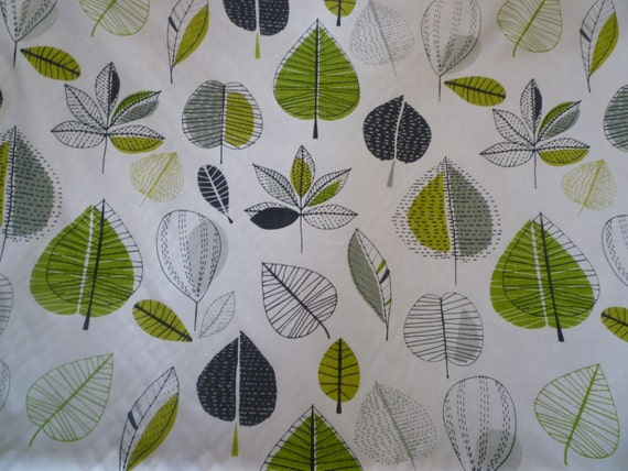 lime green grey floral fabric funky uk contemporary modern. Black Bedroom Furniture Sets. Home Design Ideas