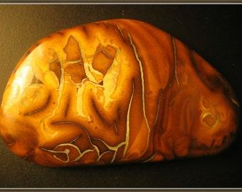 Koroit Opal cabochon, oval, 82.70 ct, 52x30.5x5.8 mm