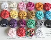 Badge Reel fabric flower retractable id women accessories