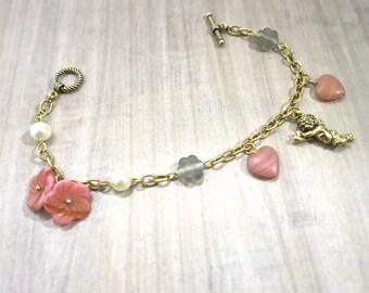 Cupid Sweetheart Bracelet