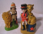 Banks Earl Bernard Banks Circus Theme Bank Safari Theme Bank Tiger Lion Bank Ringmaster Jungle Safari