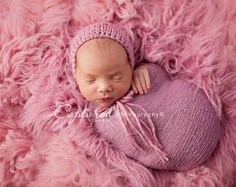 Leighton Heritage Newborn Stretch Wraps IN STOCK and Ready to Ship Super Stretch Knit Soft Swaddle Photography Prop Layering Swaddler Baby