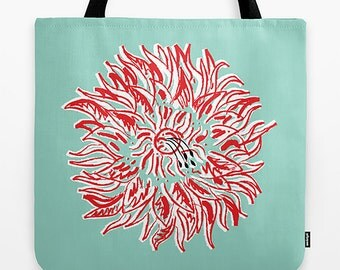 "Plant Lyfe - Tote Bag - Book Bag - Record bag - 18"" x 18"""