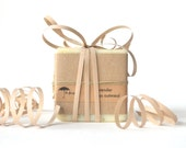 Gift Set of 3 Oatmeal Soaps - Lavender Oatmeal - Peppermint Oatmeal - Cinnamon Oatmeal - Vegan Soap made with Organic Ingredients