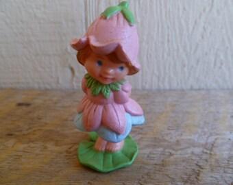 Avon Little Blossom Mini Doll PVC Cake Topper 1983
